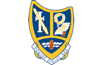 Archbishop M.C. O'Neill Catholic High School logo