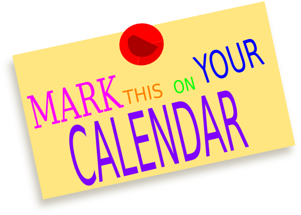 6d8d581c58aada0f9a93d164e0c7db68_newspaper-mark-the-date-clip-mark-your-calendar-school-clipart_600-430.png