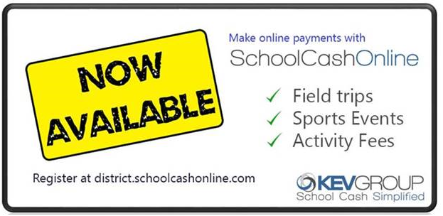 School Cash Online is now LIVE!