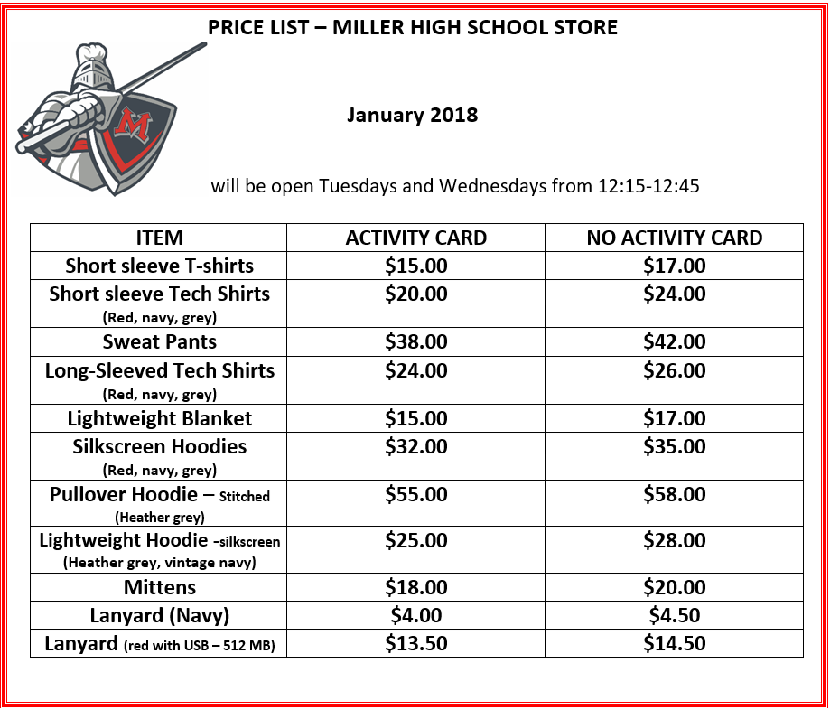 Updated Price List.PNG