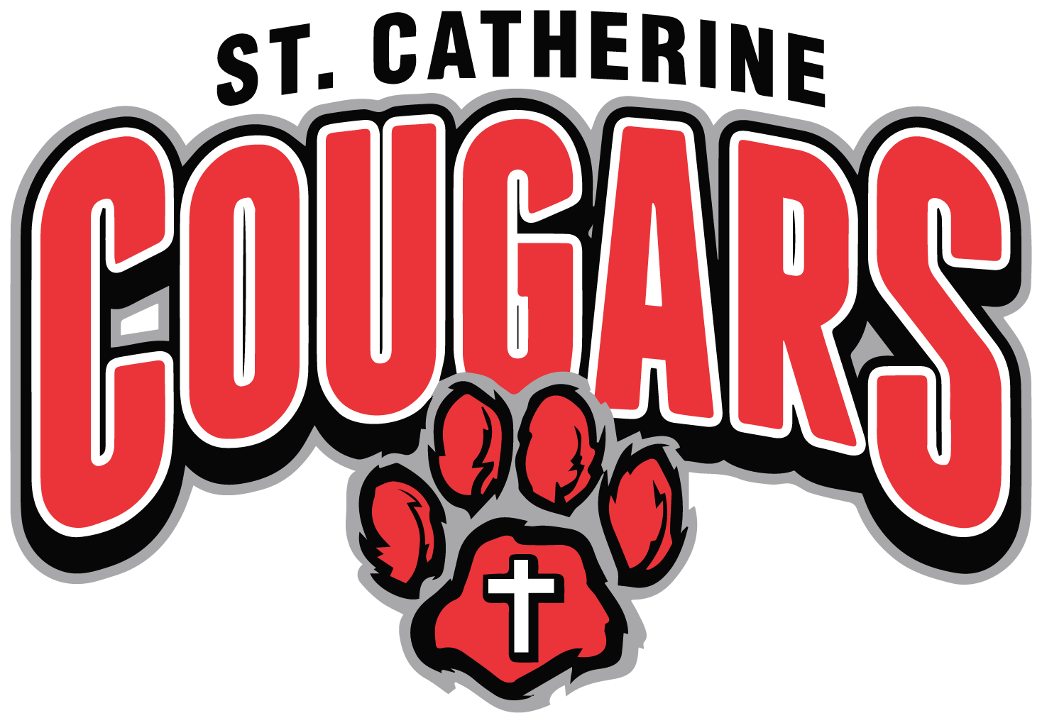 St. Catherine Community School logo