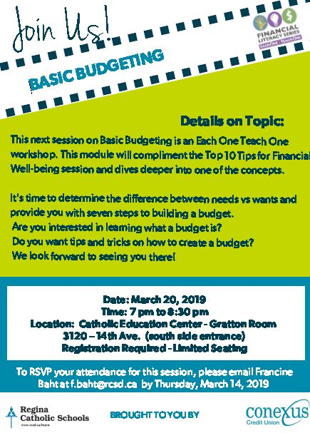 BasicBudgetWorkshop