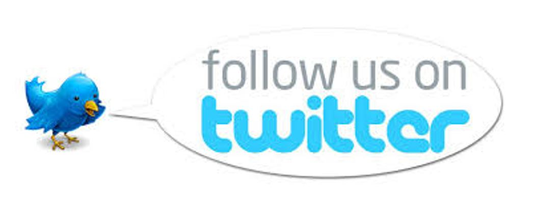 Follow Us on Twitter!!