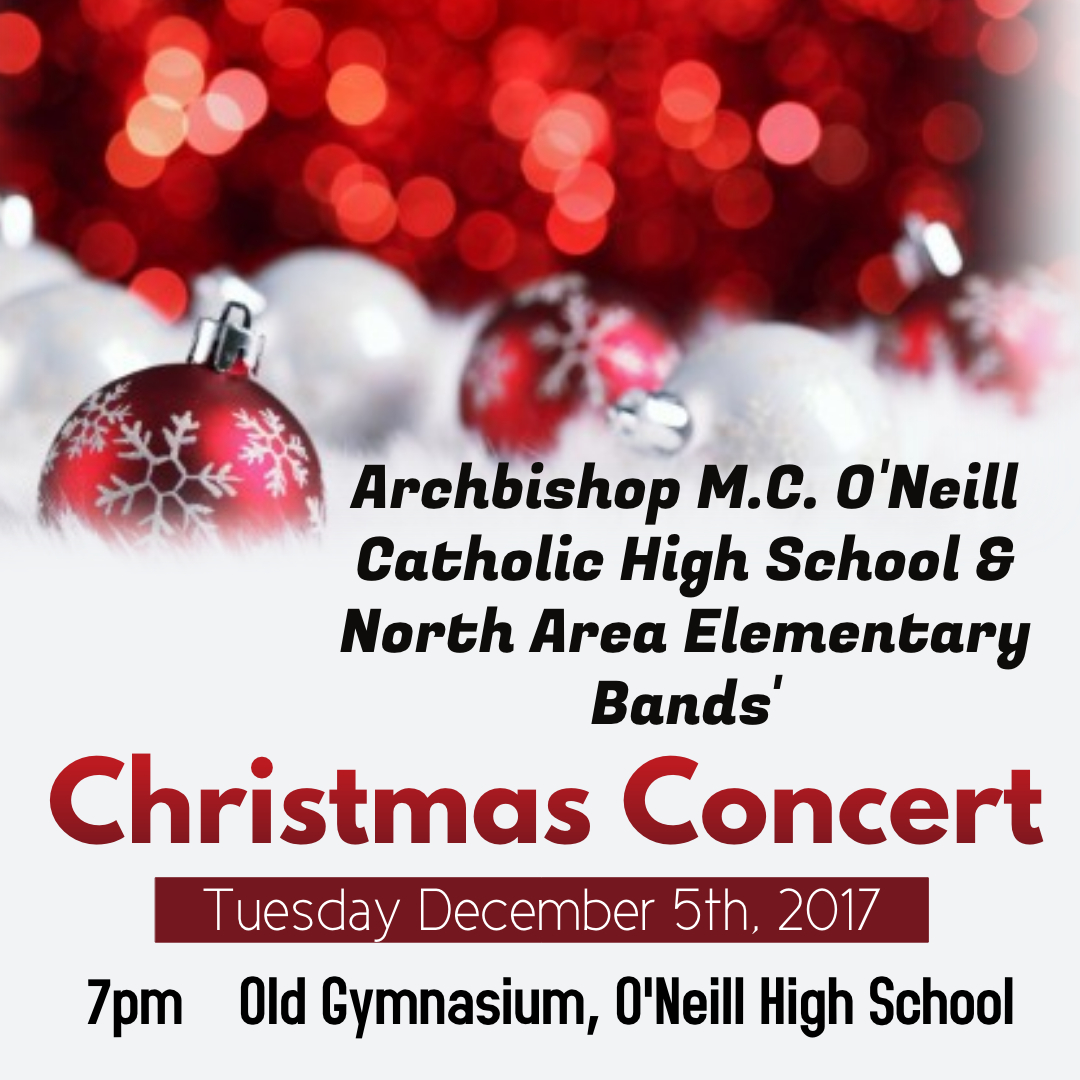 O'Neill HS  NA Band Concert - Dec 5 (003)