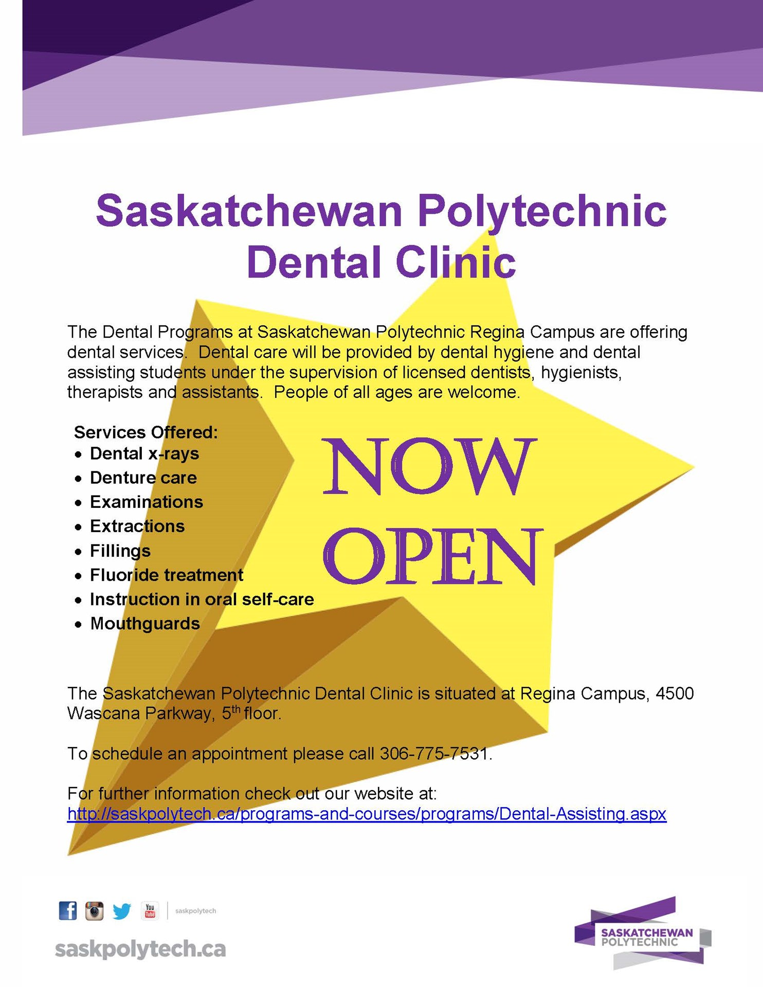 Saskatchewan Polytechnic Dental Clinic.jpg