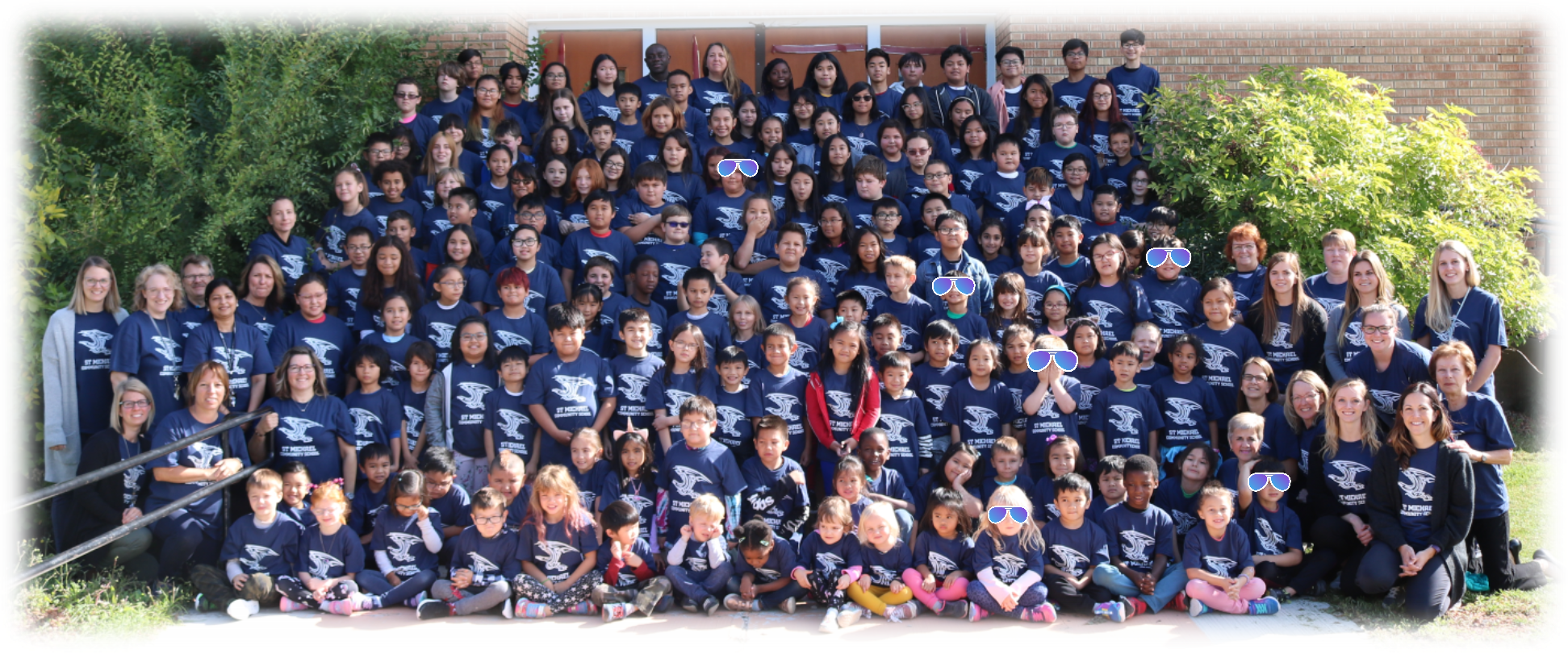 2019-2020 St. Michael Community School / we are all children of God